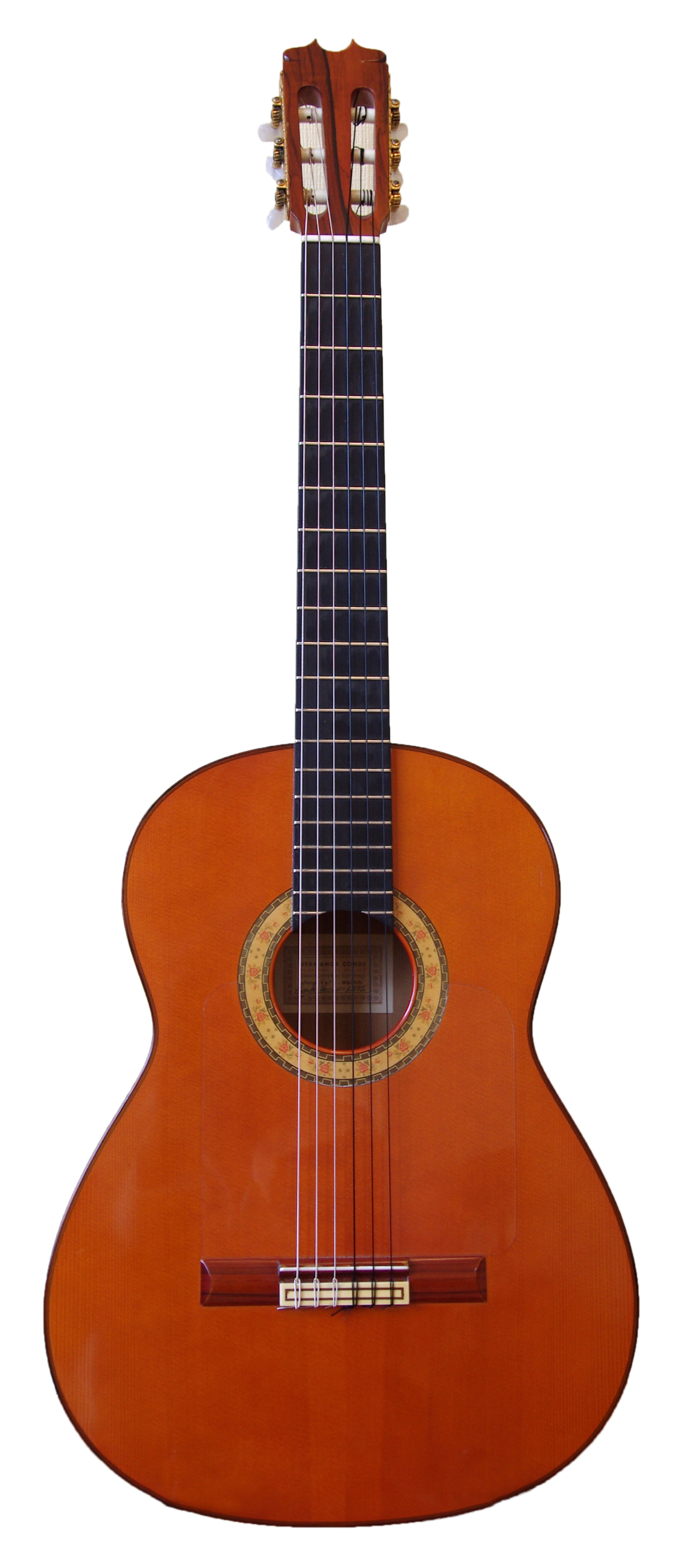 Unique guitar