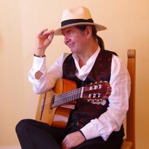 Wedding Guitarist, Bob Hooper