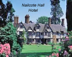 Nailcote Hall Hotel - a beautiful place to play guitar.